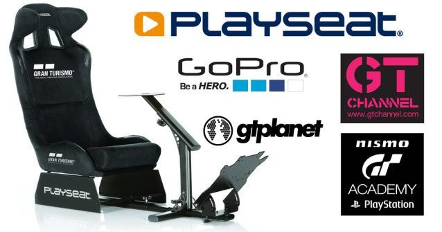 playseat-challenge-gopro