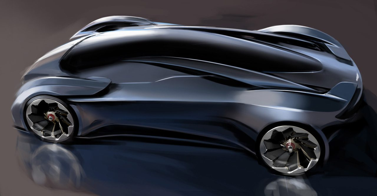 You Know You Are Not The First Aston Martin >> Aston Martin Vision GT Car Full Reveal, Hits GT6 in July