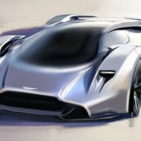 Aston Martin Vision GT dp-100 full reveal goodwood festival of speed (17)