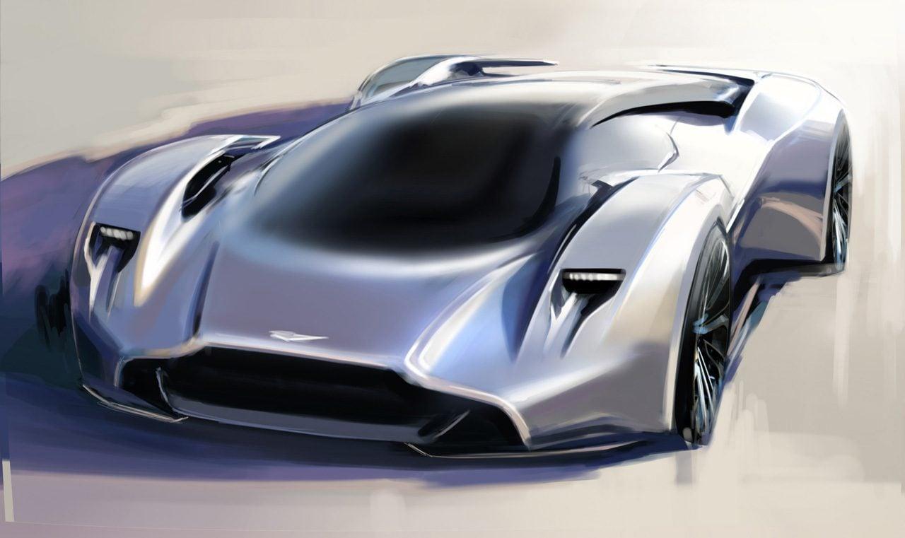 Aston Martin VGT