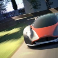 Aston Martin Vision GT dp-100 full reveal goodwood festival of speed (2)
