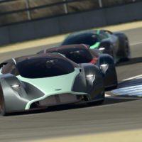 Aston Martin Vision GT dp-100 full reveal goodwood festival of speed (7)