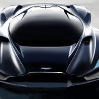 Aston Martin Vision GT dp-100 full reveal goodwood festival of speed (8)