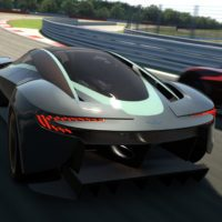 Aston Martin Vision GT dp-100 full reveal goodwood festival of speed (9)