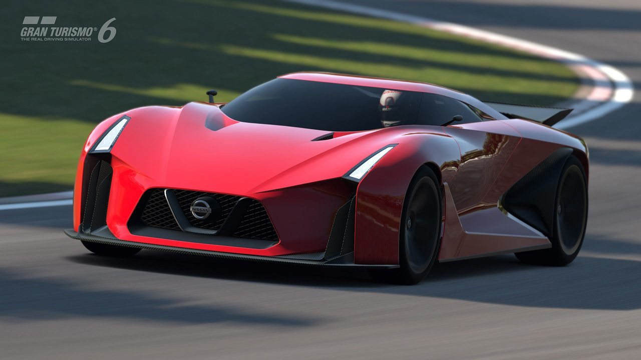 New Video, Screenshots of Nissan Concept 2020 in GT6