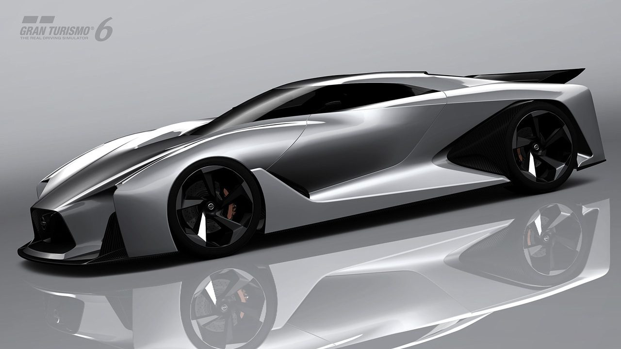 R36 Gt R Expected To Be Quot Toned Down Quot Version Of Nissan Vision Gran Turismo Car