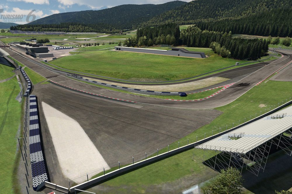 Gran Turismo Sport Update >> Red Bull Ring Circuit Announced for Gran Turismo 6