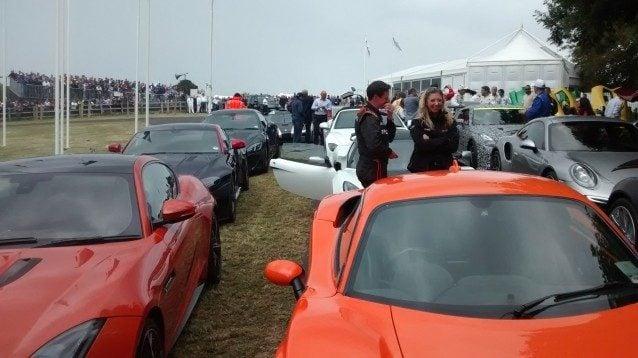 Aston martin goodwood festival of speed 2014 gran turismo 23