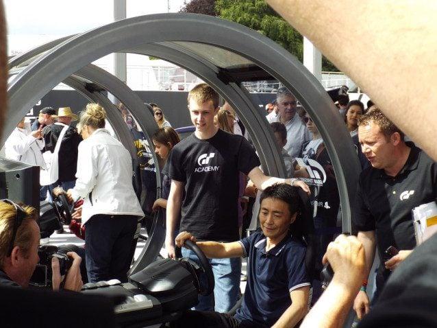 Aston martin goodwood festival of speed 2014 gran turismo (4)