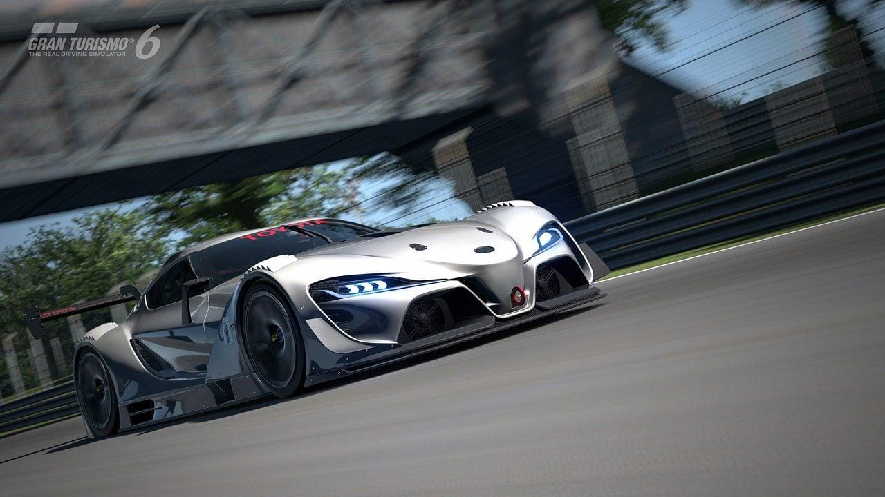 Gran Turismo Sport Update >> Toyota FT-1 Vision Gran Turismo Revealed