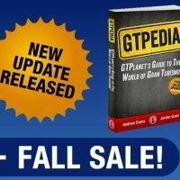 GTPEDIA Fall Sale