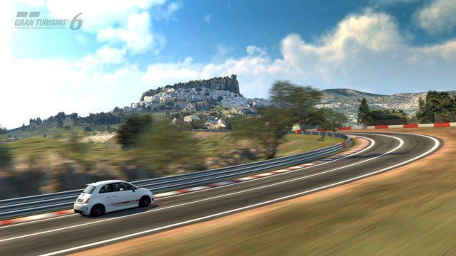 Circuit de la Sierra GT6