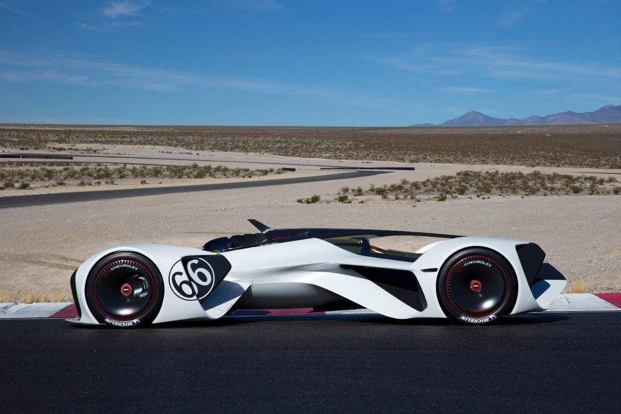 laser powered chaparral 2x vision gran turismo car revealed. Black Bedroom Furniture Sets. Home Design Ideas