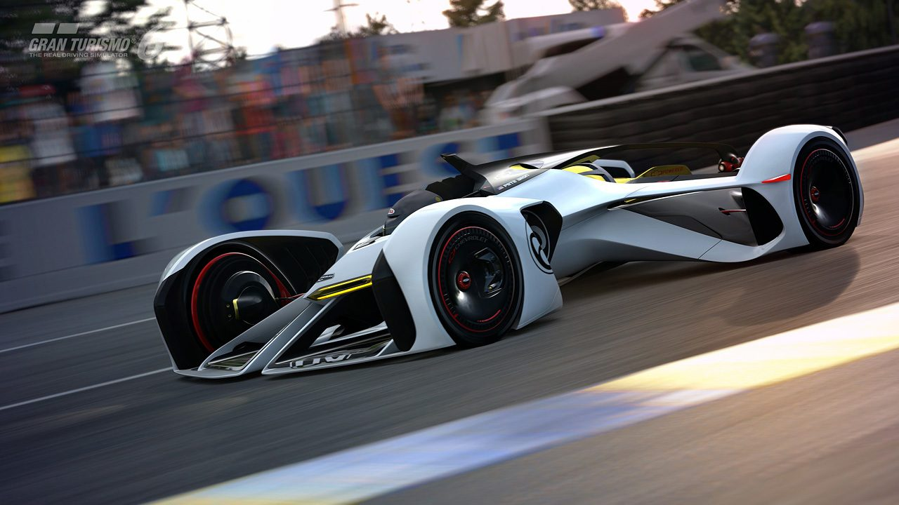 Screenshot Gallery: The Chaparral 2X in Gran Turismo 6