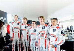 nismo athletes gt academy champs
