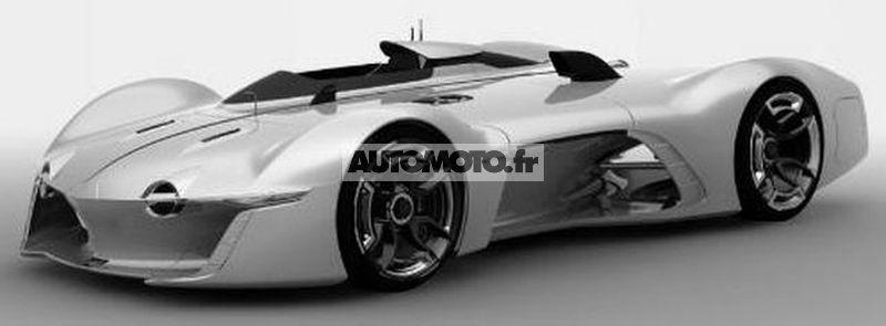 alpine vision gt car reportedly set for january debut in gt6. Black Bedroom Furniture Sets. Home Design Ideas