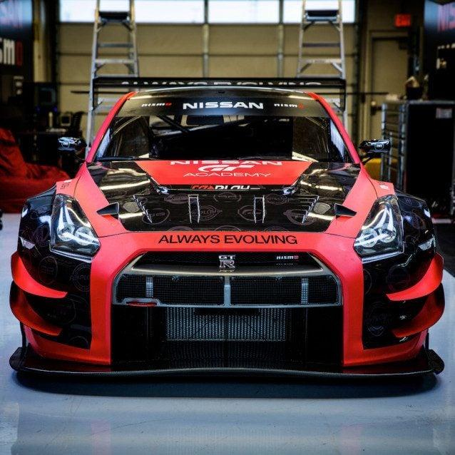 Always-Evolving-NissanGTR-GT3