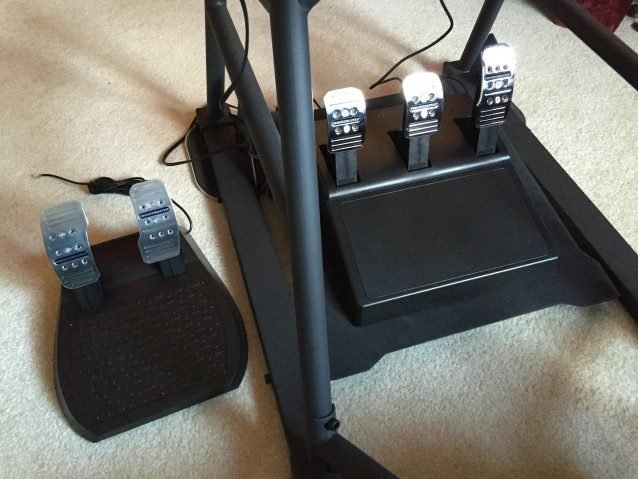Thrustmaster T3PA Pedals Review