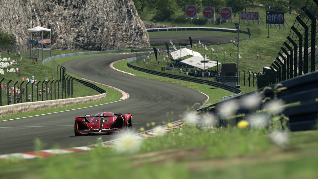 Midfield Raceway Coming To Gran Turismo 6 In Free Update