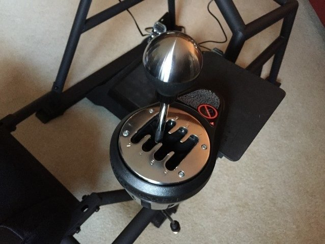 Thrustmaster TH8A Shifter Review