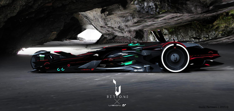 Bertone Vision Gt Concept Revealed In New Renderings