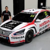 michael caruso altima v8 supercar