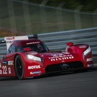 Nissan GT-R LM P1 Test - Bowling Green Kentucky May 2015