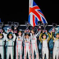 LE CASTELLET, France (June 21, 2015) – Nissan's Alex Buncombe (GB), Katsumasa Chiyo (JAP) and Wolfgang Reip (BEL) took a commanding victory in Saturday's 1000km Blancpain Endurance Series race, which ran into the night at Paul Ricard in France.  This was the first overall Blancpain Endurance Series win for Nissan and the best possible warm up for next month's Spa 24 Hours for Nissan GT Academy Team RJN.