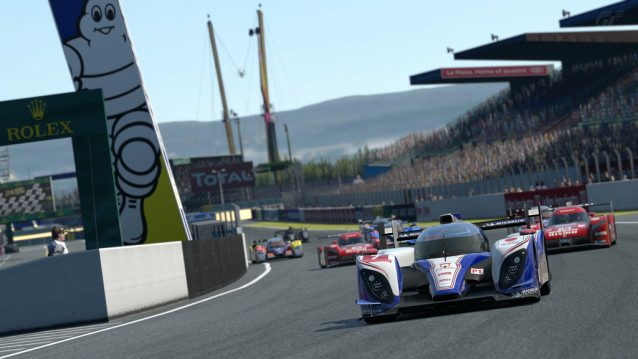 gt6 quick match races celebrate le mans with prototypes group c cars. Black Bedroom Furniture Sets. Home Design Ideas