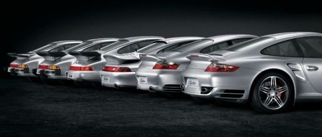 Porsche-911-Turbo-Line-up