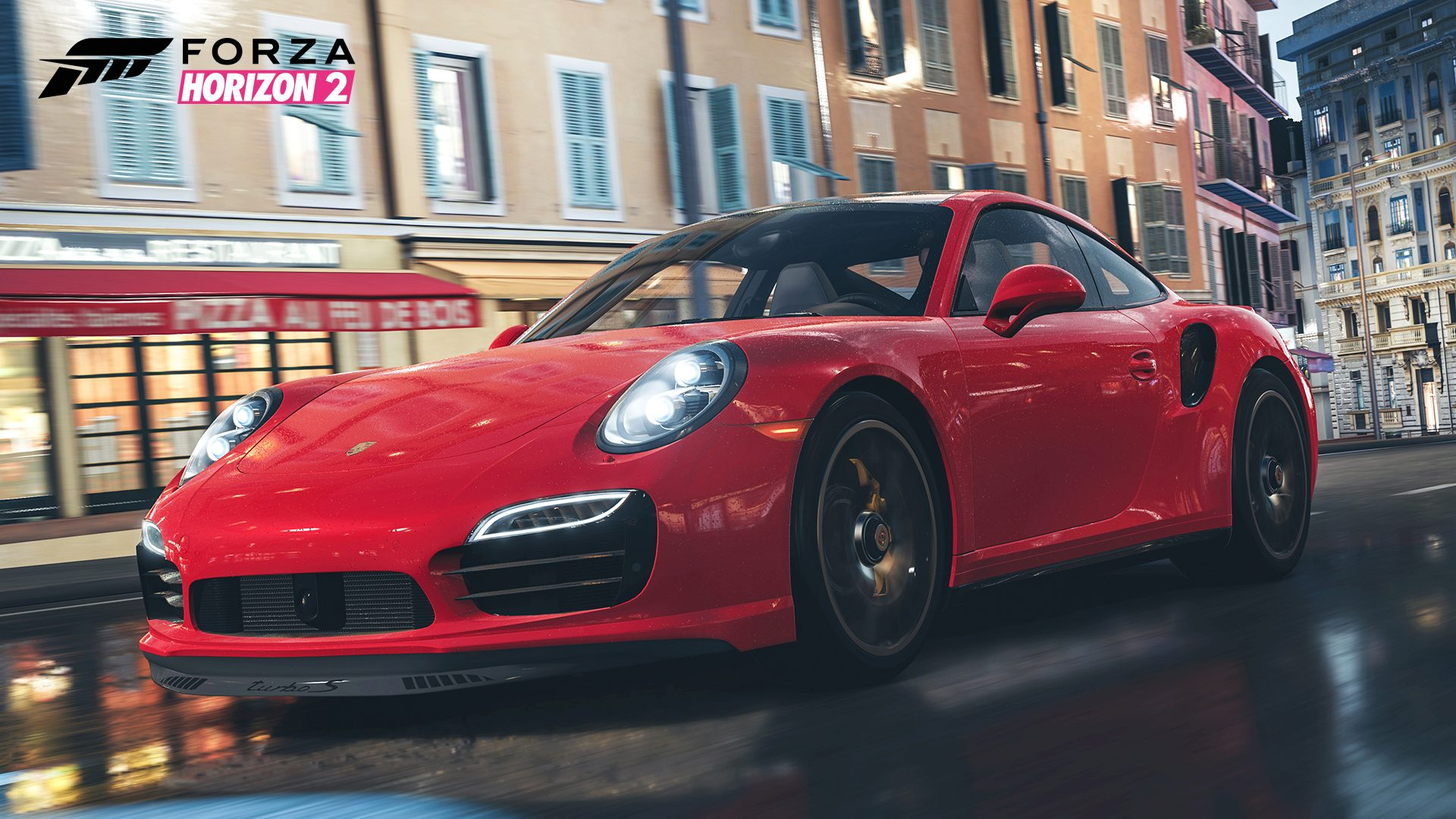 porsche returns to forza series in new horizon 2 expansion pack. Black Bedroom Furniture Sets. Home Design Ideas