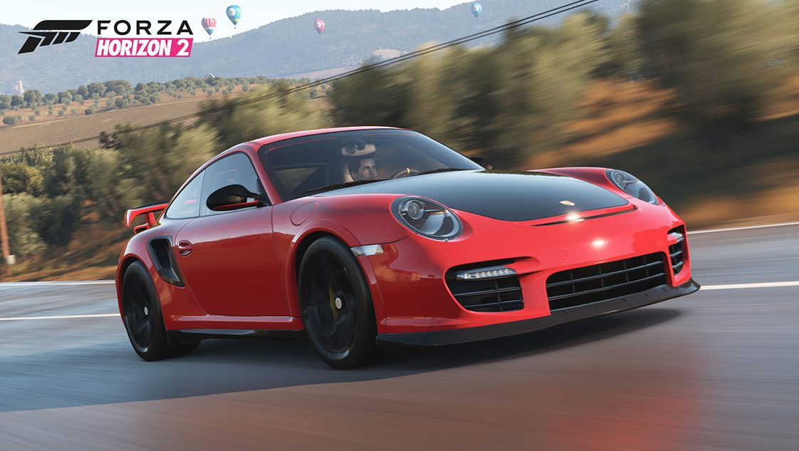 two free porsches for a limited time in forza horizon 2. Black Bedroom Furniture Sets. Home Design Ideas