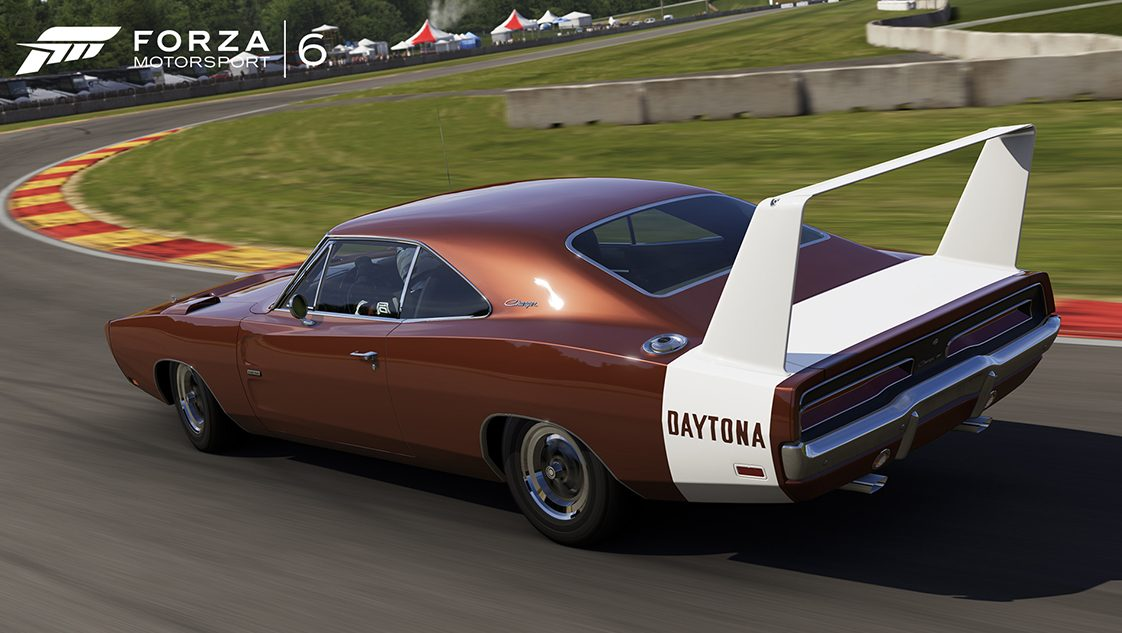 Forza Motorsport 6 Garage: Lots of Muscle, Led by One
