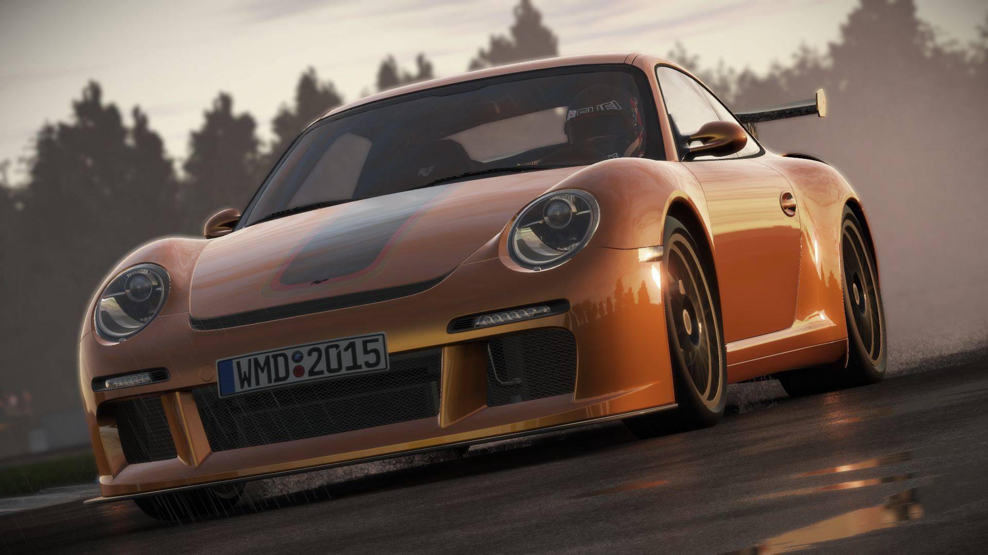 Old vs. New Car Pack Now Available in Project CARS