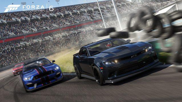 Forza-Motorsport-6-Chevrolet-Camaro-Z28-Ford-Shelby-GT350R