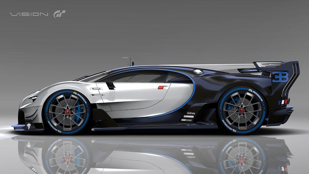 More Hyundai Amp Bugatti Vision Gt Details From Frankfurt
