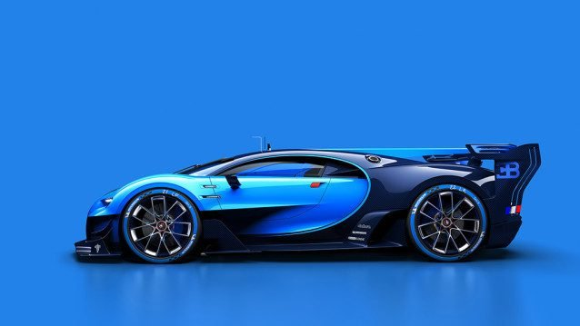 Vision GT Inspired Bugatti Chiron Could Touch 290 MPH
