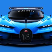 Bugatti VGT Front