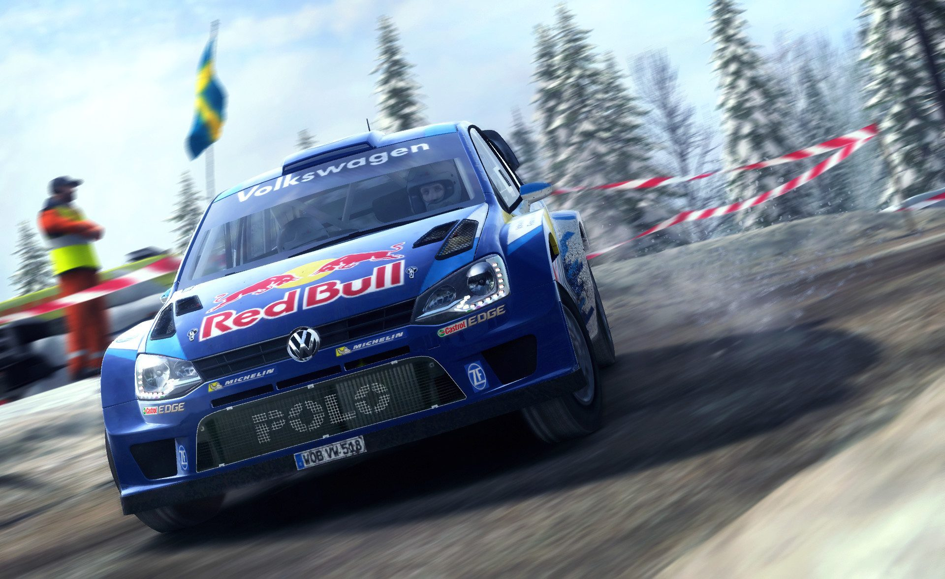 dirt rally coming to playstation vr. Black Bedroom Furniture Sets. Home Design Ideas