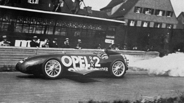 Opel RAK2 Berlin-Avus