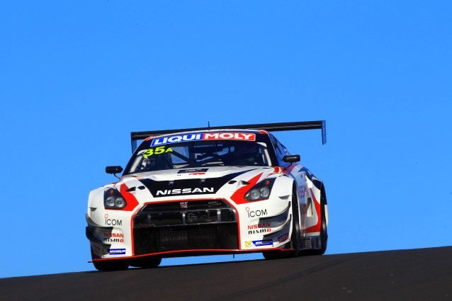 Nissan's 2015 Bathurst 12 Hour win was the start of an outstanding year for the Nissan GT-R NISMO GT3, with wins following in the Blancpain GT Endurance Series in Europe, Super GT Championship in Japan and Pirelli World Challenge in the United States.