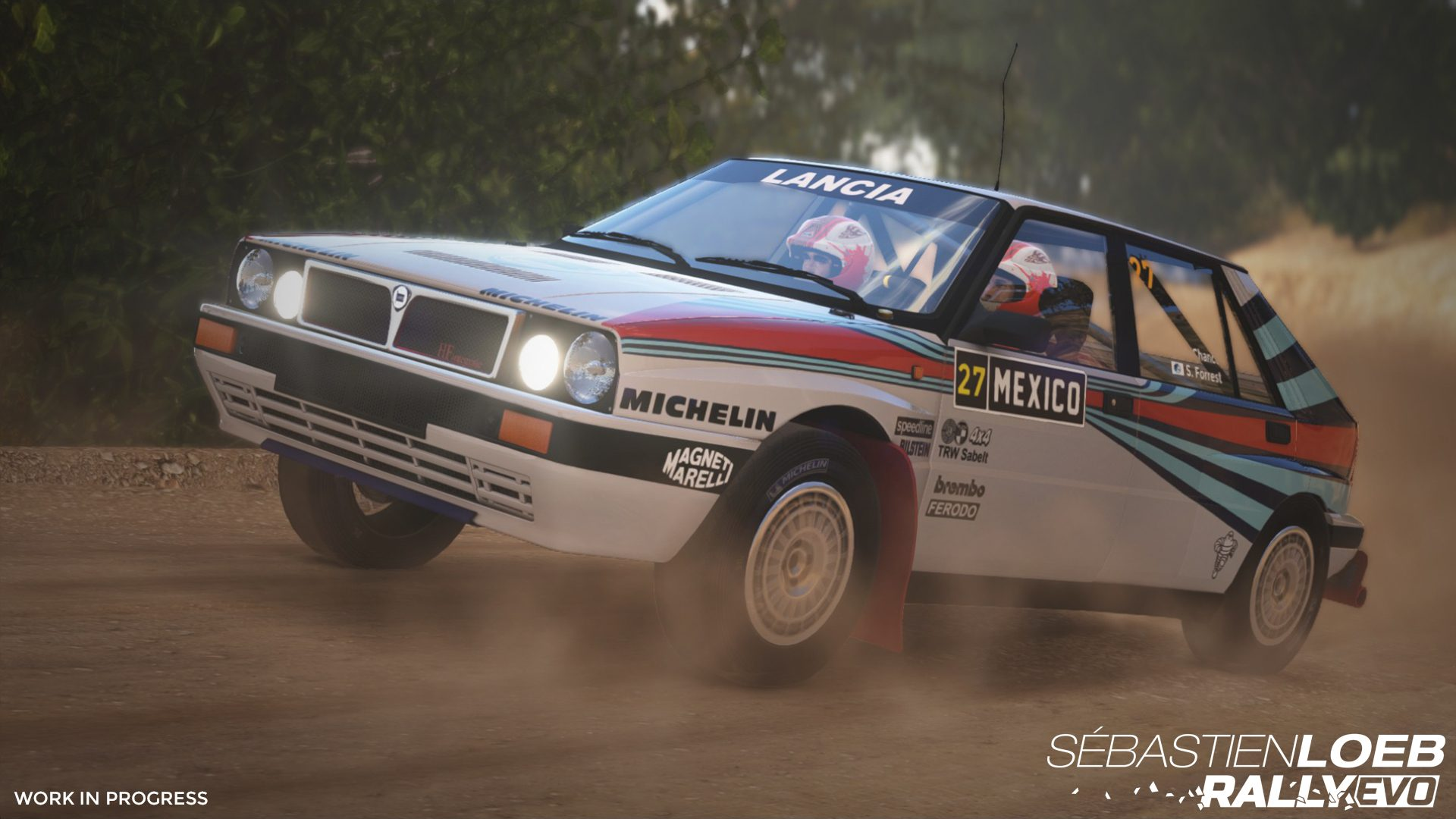 s bastien loeb rally evo now available in europe on ps4. Black Bedroom Furniture Sets. Home Design Ideas