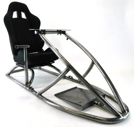 Derek Speare Designs Introduces New Sim-Racing Chassis