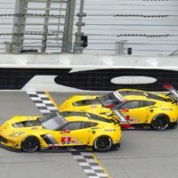 0.034 seconds: the closest finish in Daytona 24 Hour history!