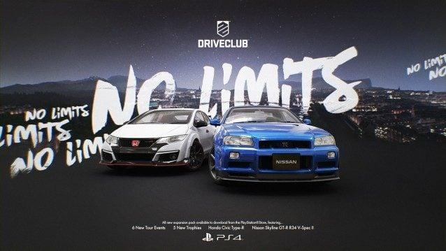 driveclubnolimits