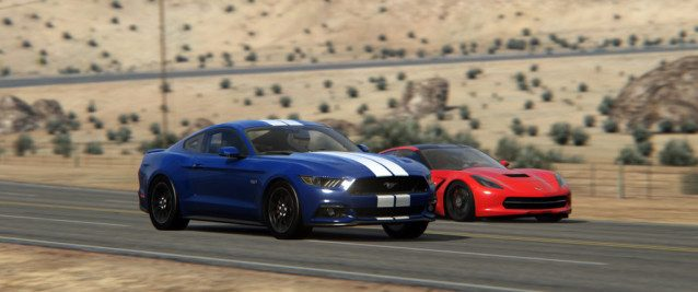 Assetto Corsa Bonus Pack 2 Muscle Cars