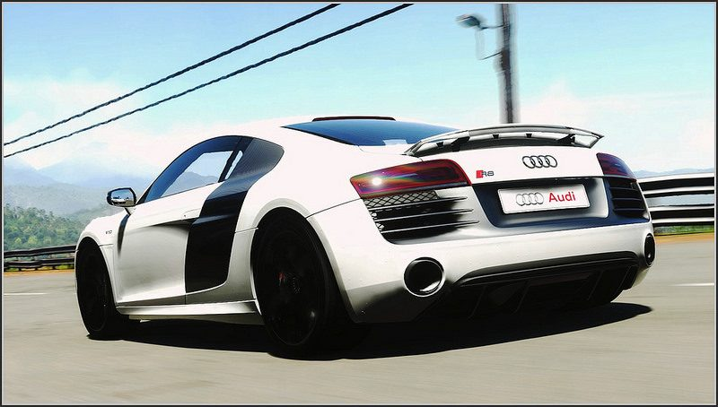 french virtual reality preview gives a glimpse at driveclub vr. Black Bedroom Furniture Sets. Home Design Ideas