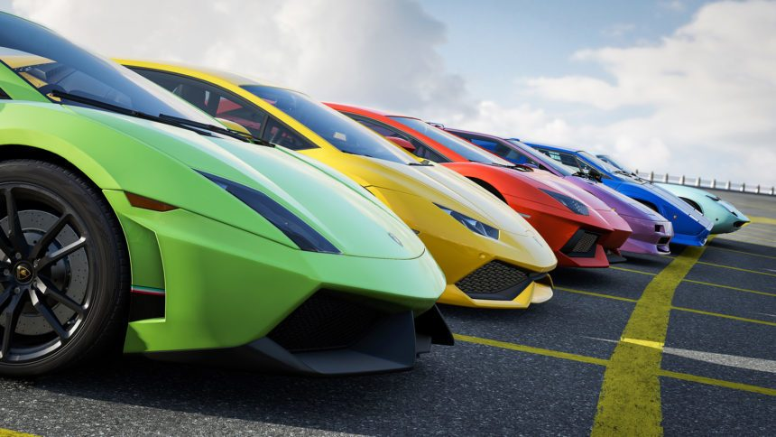Microsoft Announce Lamborghini Centenario As Next Forza Cover Car