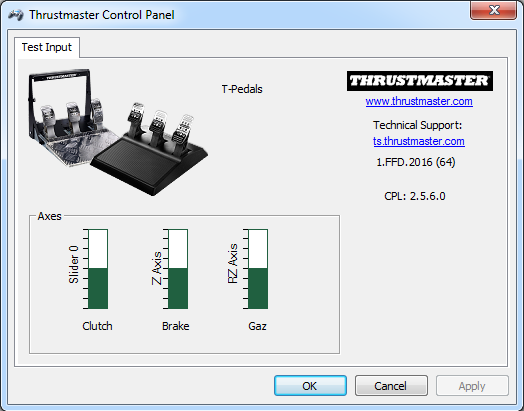 Thrustmaster Releases T RJ12 Pedal Adapter
