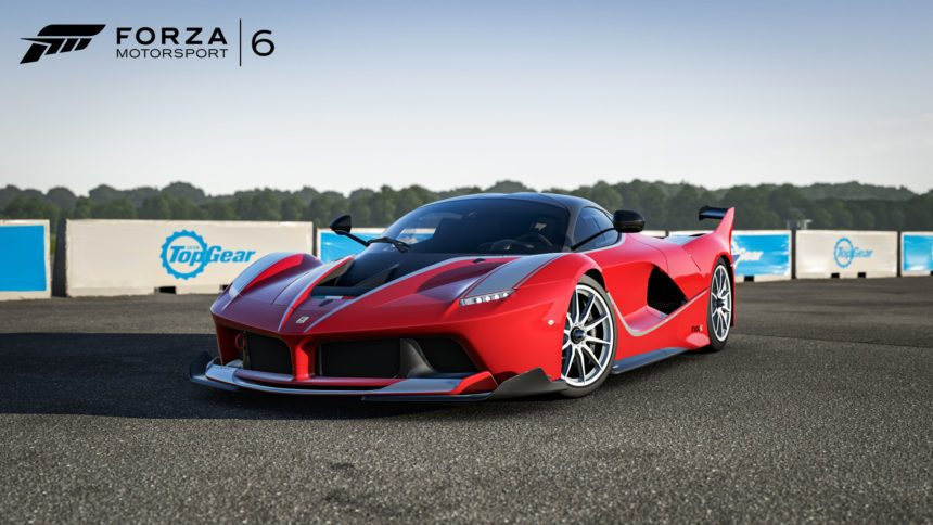 Forza 6 Goes Modern with April\u0027s Top Gear Car Pack